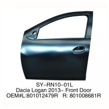Front Doors for DACIA Logan 2013