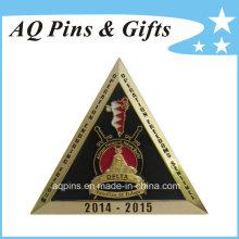 Monnaies d'or commémoratives promotionnelles personnalisées (pièce 094)