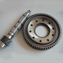 Worm Gear and Shaft for Auto Transmission System