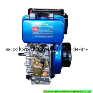10HP Air Cooled Single Cylinder Diesel Engine (188FE)