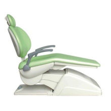 Foot Control Dental Chairs Equipment With Arm Rest, Headrest, Backrest Hk-510