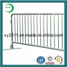 Galvanized Temporary Fencing Crowd Control Barrier for Sale