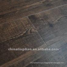 Micro Bevel Uniclic Vinyl floor with fibreglass
