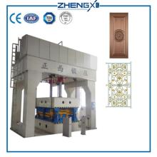 Hydraulic Embossing Machine Hydraulic Press For Door 1200T