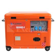 Excalibur silent diesel generator with remote start