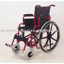 Multifunktions-Stahl-Rollstuhl BME 4619 Faltbar