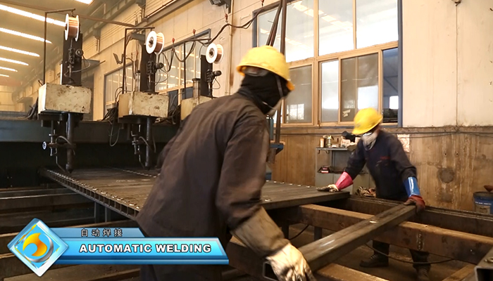 Lift Table Automatic Welding