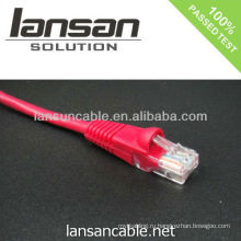 Ul перечисленных cat 6 cable cat6 connector 23awg OEM в наличии
