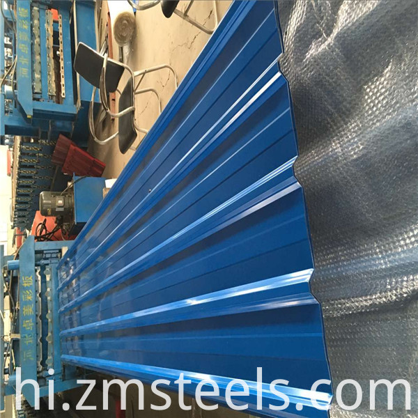 0.3mm IBR Galvanized Steel Roof Sheet