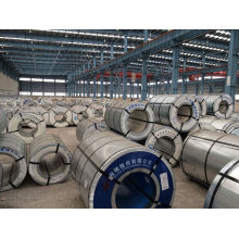 Cold Rolled Astm A653 Galvanized Steel Strip Coil , Construction Ss Coil