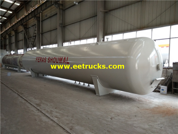 ASME Propane Storage Tanks