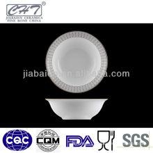 A009-1 Fine bone china ceramic tableware porcelain bowl
