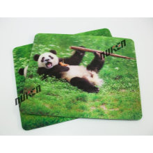 2015 Lovely 3D Cup Mat with Panda