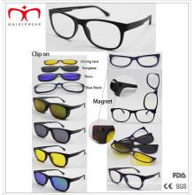2016 Nouveau cadre ultra optique avec Clip On (1031-1035)