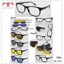 2016 New Ultra Optical Frame with Clip on (1031-1035)