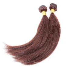 5а класс 100% перуанских человека Оптовая натуральные волосы связок
