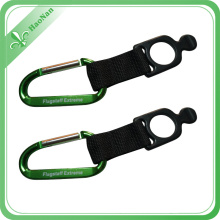 Manufacturing Supply 2016 Latest Design Popular Carabiner Keychain