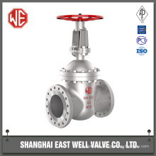 Wedge gate valve wcb