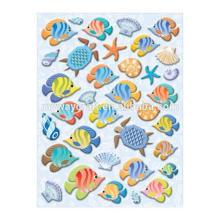 Brand new kids stickers foam sticker cartoon sticker