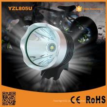 Yzl805u USB wiederaufladbare Xm-Lt6 LED-Scheinwerfer-Vorderlicht LED für Fahrrad-Licht