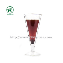 Single Wall Wine Glass by SGS (200ML)