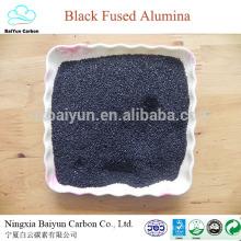 оксид алюминия/цена Корунд для полировки черный оксид алюминия Al2O3 85%