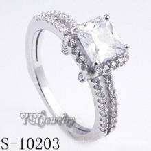 Кольцо высокого качества 925 CZ (S-10203)