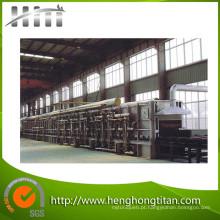 Forno de tratamento térmico Jhgr rolo tipo tubo de aço de alta pressão