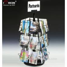 Beautiful Custom Logo Book Brochure Display Stand para conectar sua marca com os consumidores