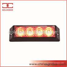 Low Profile LED Emergency Hazard Warning Strobe Lights