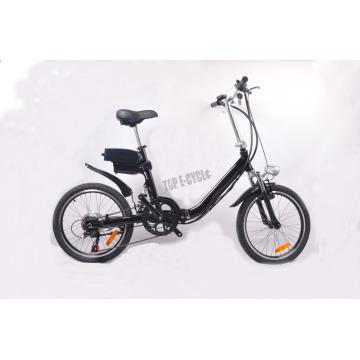 "China best sell OEM EN15194 cheap price 36v 250w 20"" e-bike folding electric bike with electric motor"