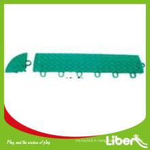 Intérieur PP Revêtement de sol en plastique avec différentes couleurs LE-QT217 Qualité assurée