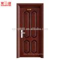 Aço inoxidável moderno único design de design de grelha de porta chinês