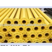 3pe steel pipe for gas /water/oil best price ASTM API SSAW