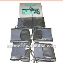 120V portátil adelgazante máquina vibrador de aire masajeador
