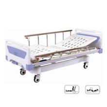 Bewegliches medizinisches voll-Fowler Krankenhaus-Bett mit ABS Brett