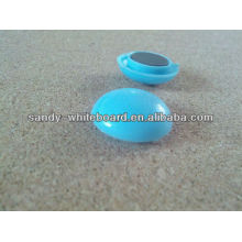 plastic magnetic button,plastic coated magnet,round magnetic button,whiteboard accessories,20mm XD-PJ201-1