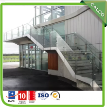 Aluminum stainless steel glass balcony Handrail