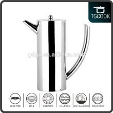Hotel Restaurant High Quality Stainless Steel Cold Water Tea Kettle