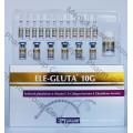 Glutathion Injection Ele-Gluta 10g pour blanchiment de la peau