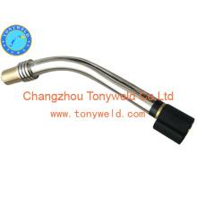 portable gas welding torch binzel 24KD welding torch swan neck