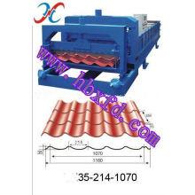 Metal Sheet Plate Forming Machine/Glazed Steel Sheet Forming Machine