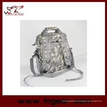 Nylon wasserdicht taktische Sling Bag Armee Hand Tasche Laptop Tasche Militär-Rucksack