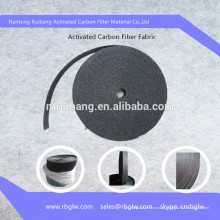 теплостойкая ткань чистоту воздуха активированный уголь волокна(акф войлок) для воздушного фильтра