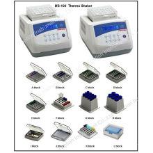 MS-100 Thermo Shaker Incubateur / Mélangeur de laboratoire