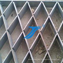 Матовая решетка из сетки
