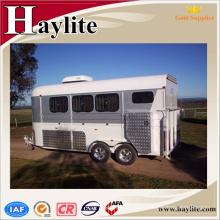 Norme australienne 3 Flotteurs à cheval 4 Flotteurs de charrette Norme australienne 3 Flotteurs à cheval 4 Flotteurs de charrette