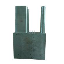 Pièces de rechange en acier moulé pour l'équipement de forme physique