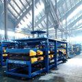 Xinuo fabricant de haute qualité laine de roche eps toiture en acier panneau sandwich équipement