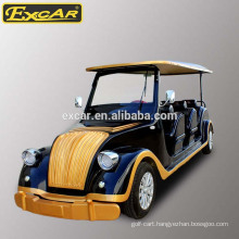 48V Luxurious fashion electric classic car from China